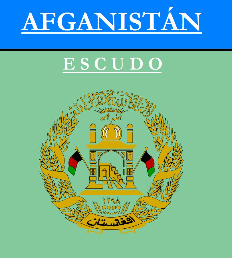 Escudo de ESCUDO DE AFGANISTÁN