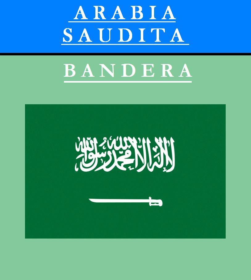 Escudo de BANDERA DE ARABIA SAUDITA