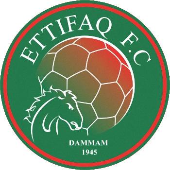 Escudo de ETTIFAQ F.C. (ARABIA SAUDITA)