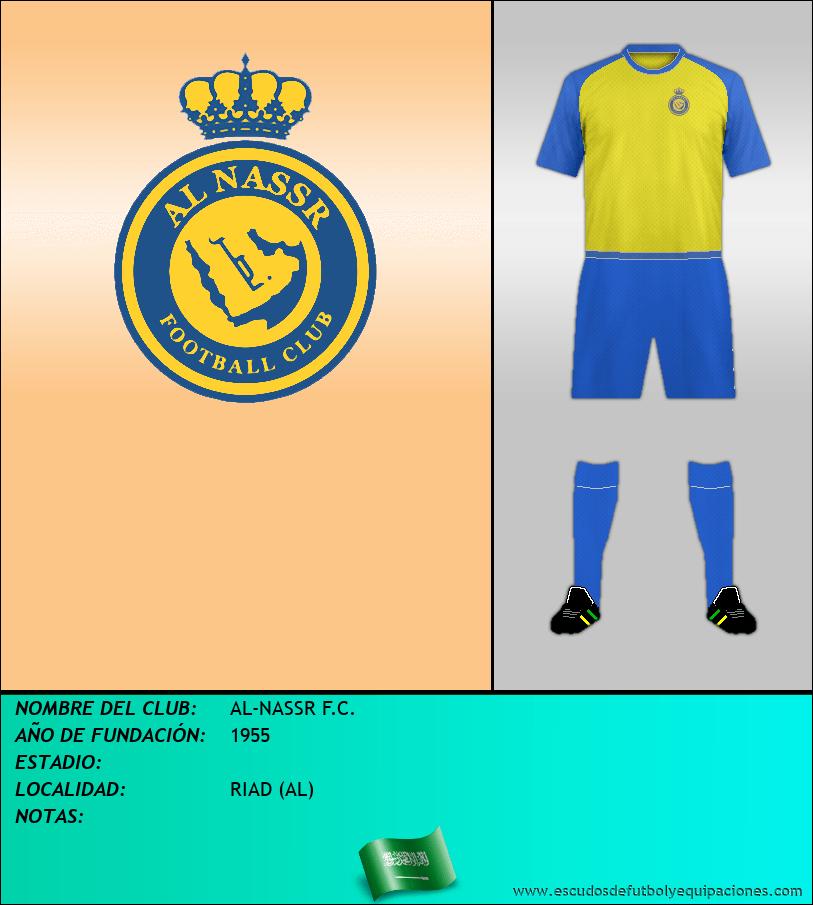 Escudo de AL-NASSR F.C.