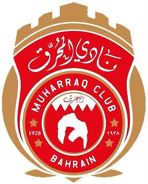 Escudo de MUHARRAQ CLUB (BAHRÉIN)