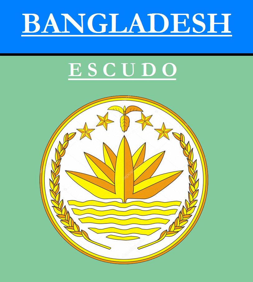 Escudo de ESCUDO DE BANGLADESH