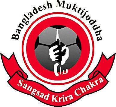 Escudo de MUKTIJODDHA SANGSAD KC (BANGLADESH)