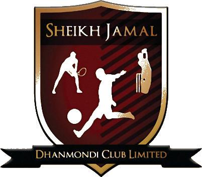 Escudo de SHEIKH JAMAL DHANMONDI C.L. (BANGLADESH)