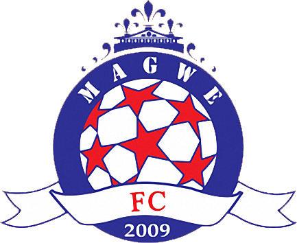 Escudo de MAGWE F.C. (BIRMANIA)
