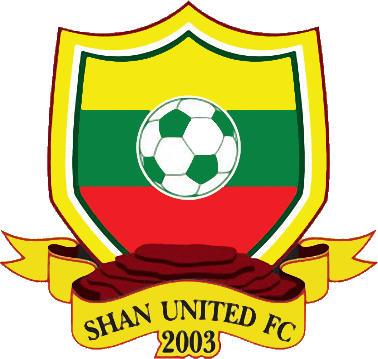 Escudo de SHAN UNITED F.C. (BIRMANIA)