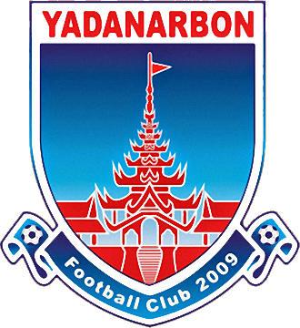 Escudo de YADANARBON F.C. (BIRMANIA)
