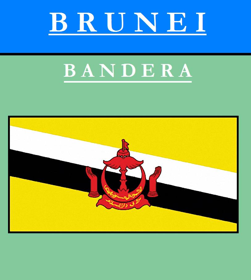 Escudo de BANDERA DE BRUNEI