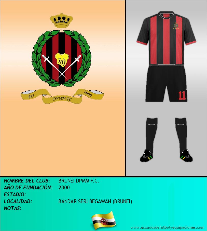 Escudo de BRUNEI DPMM F.C.