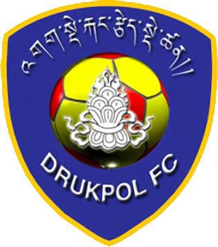 Escudo de DRUK POL F.C. (BUTÁN)