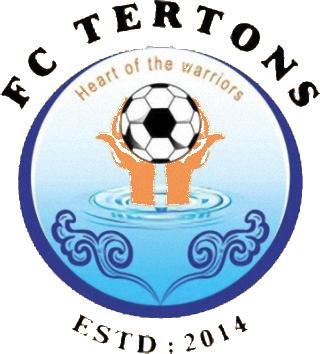 Escudo de F.C. TERTON (BUTÁN)