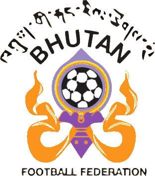 Escudo de SELECCIÓN DE BUTÁN (BUTÁN)