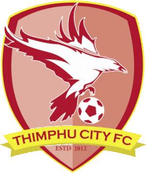 Escudo de THIMPHU CITY F.C. (BUTÁN)