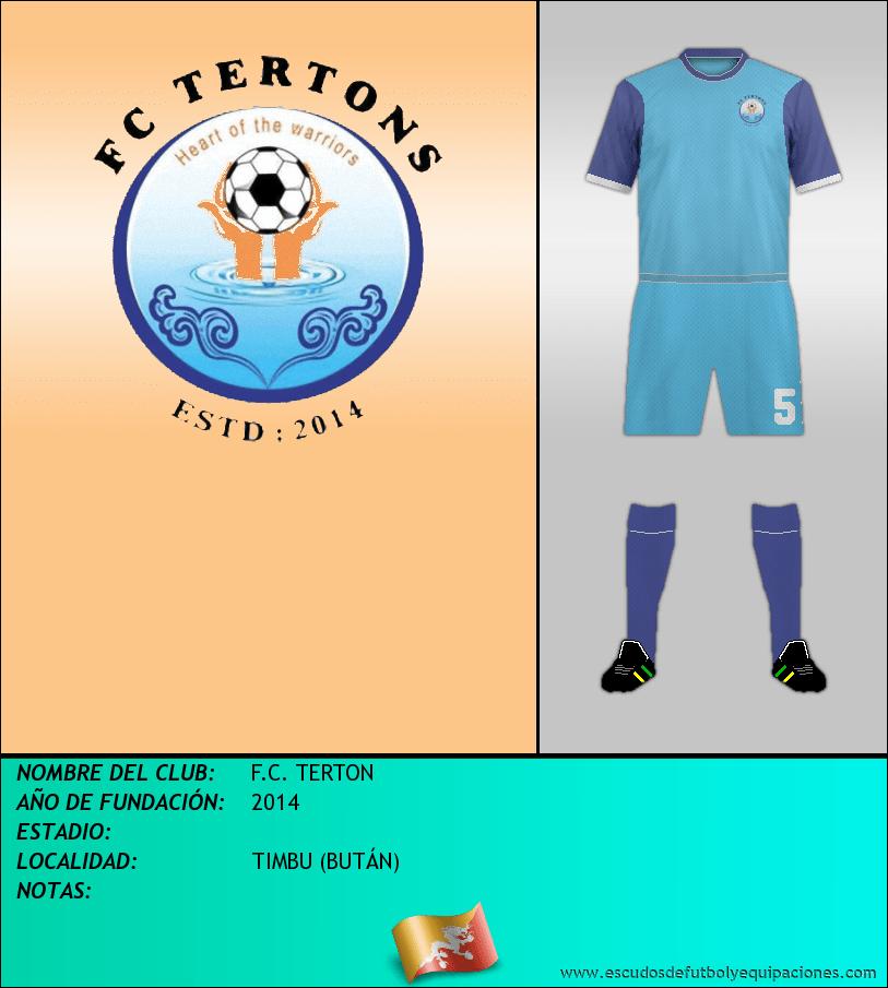 Escudo de F.C. TERTON