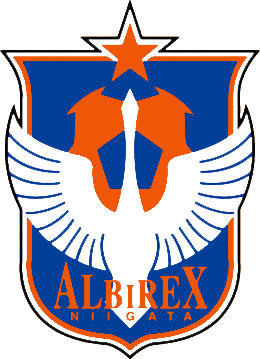 Escudo de ALBIREX NIIGATA PHNOM PENH (CAMBOYA)