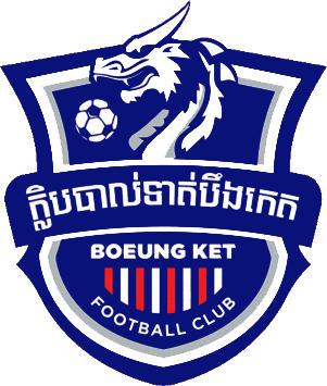 Escudo de BOEUNG KET F.C. (CAMBOYA)