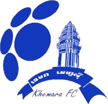Escudo de KHEMARA KEILA F.C. (CAMBOYA)