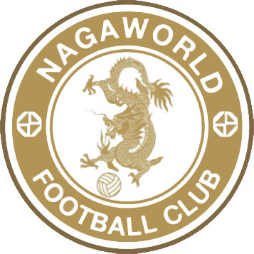 Escudo de NAGAWORLD F.C. (CAMBOYA)