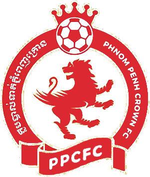 Escudo de PHNOM PENH CROWN F.C. (CAMBOYA)