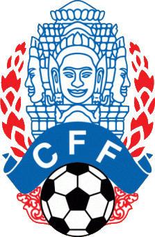 Escudo de SELECCIÓN DE CAMBOYA (CAMBOYA)