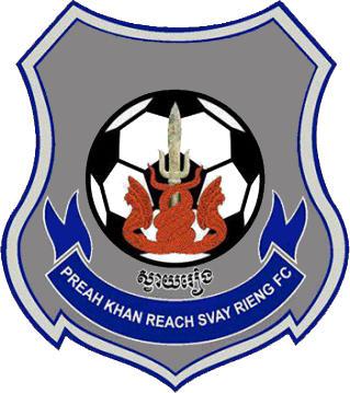 Escudo de SVAY RIENG F.C. (CAMBOYA)