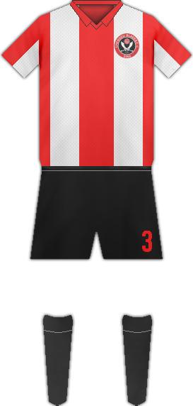 Equipación CHENGDU BLADES F.C.