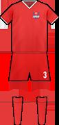 Equipación CHONGQING LIFAN F.C.
