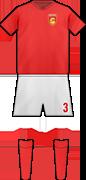 Equipación HEBEI CHINA FORTUNE F.C.