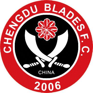 Escudo de CHENGDU BLADES F.C. (CHINA)