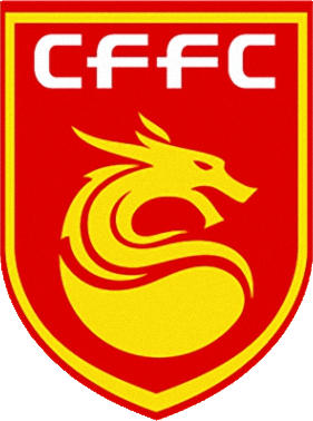Escudo de HEBEI CHINA FORTUNE F.C. (CHINA)