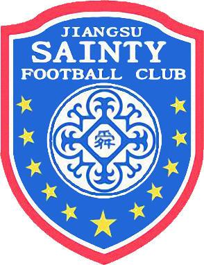 Escudo de JIANGSU SUNING F.C. (CHINA)