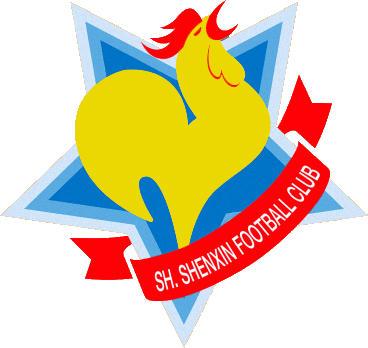 Escudo de SHANGHAI SHENXIN F.C. (CHINA)