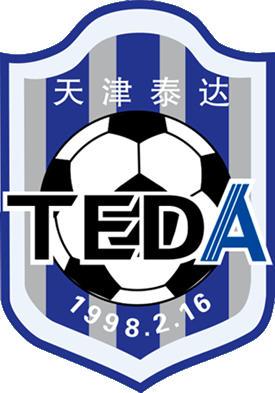 Escudo de TIANJIN TEDA F.C. (CHINA)
