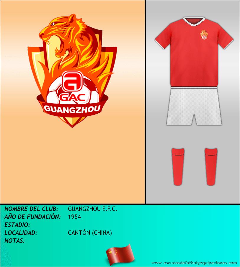 Escudo de GUANGZHOU E.F.C.
