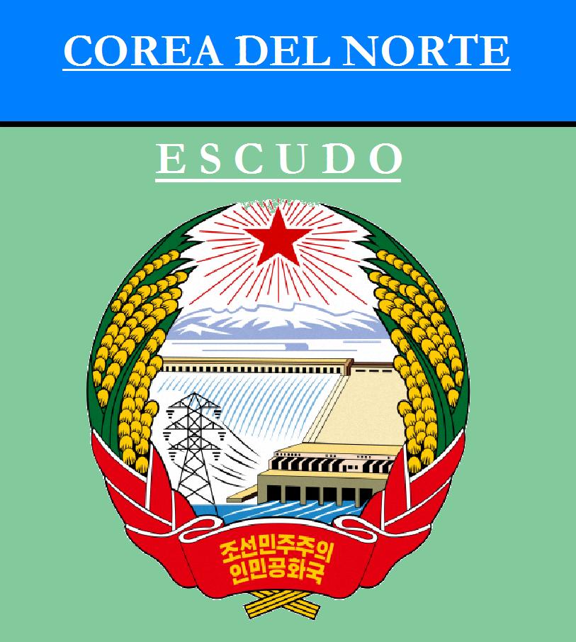 Escudo de ESCUDO DE COREA DEL NORTE