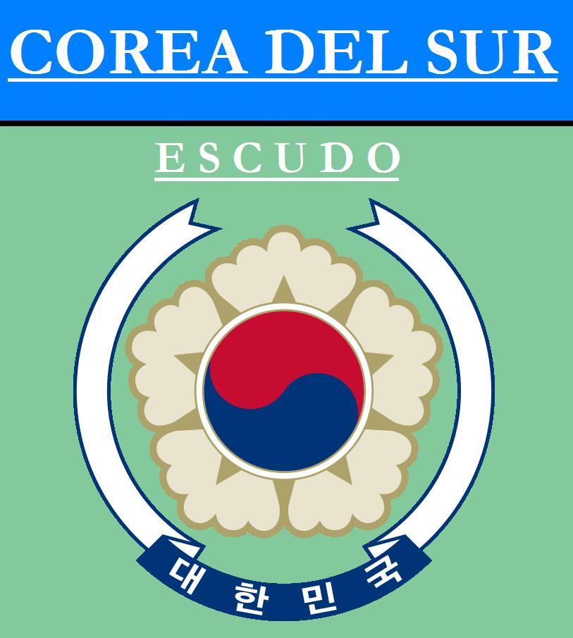 Escudo de ESCUDO DE COREA DEL SUR