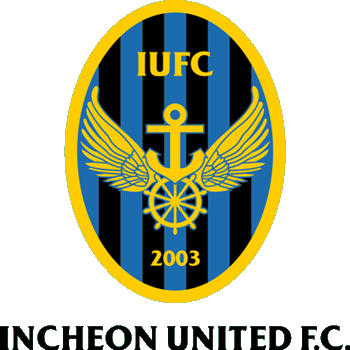 Escudo de INCHEON UNITED (COREA DEL SUR)