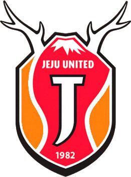 Escudo de JEJU UNITED F.C. (COREA DEL SUR)