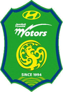 Escudo de JEONBUK HYUNDAI MOTORS (COREA DEL SUR)