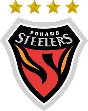 Escudo de POHANG STEELERS (COREA DEL SUR)