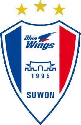Escudo de SUWON SAMSUNG B. (COREA DEL SUR)