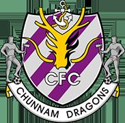Escudo de CHUNNAM GRAGONS