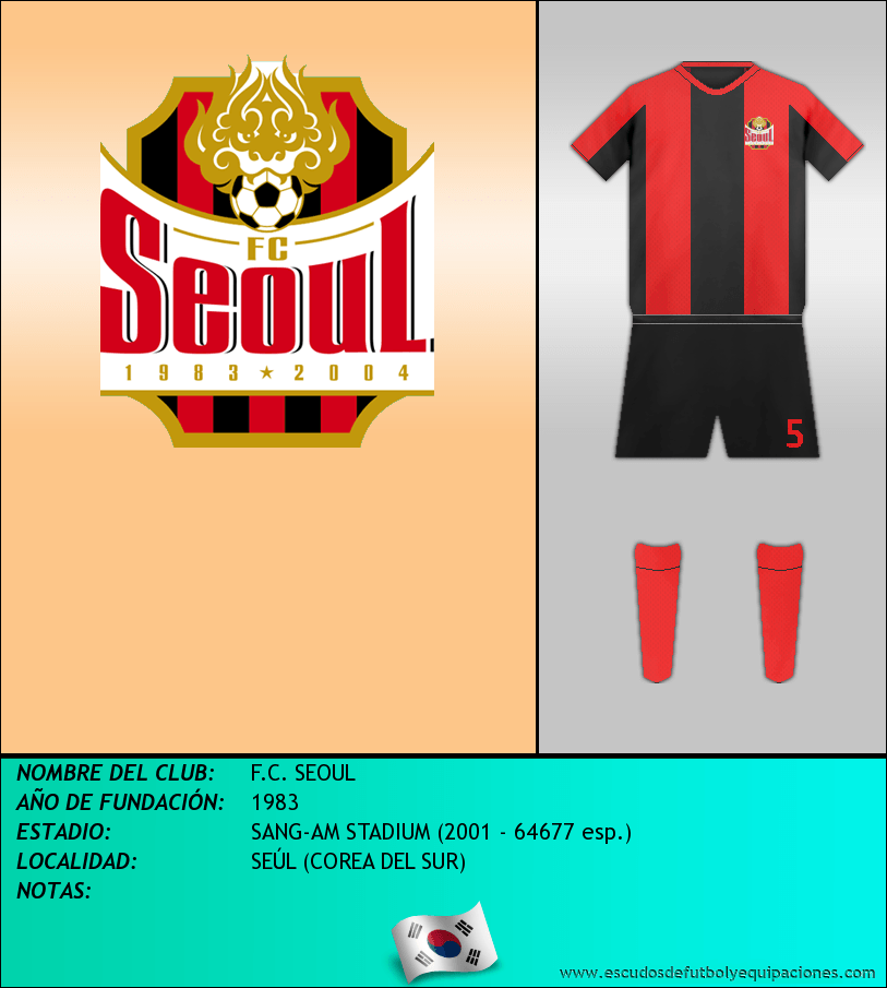Escudo de F.C. SEOUL