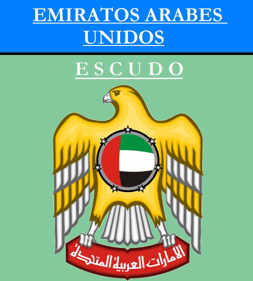 Escudo de ESCUDO DE EMIRATOS ÁRABES UNIDOS