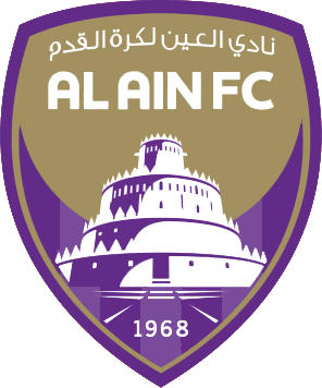 Escudo de AL AIN F.C. (EMIRATOS ÁRABES UNIDOS)