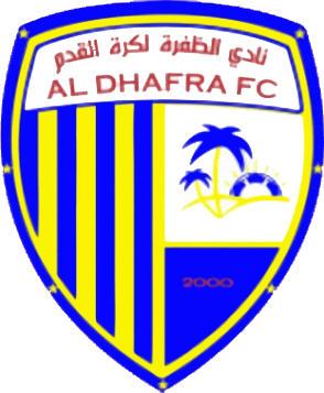 Escudo de AL DHAFRA F.C. (EMIRATOS ÁRABES UNIDOS)
