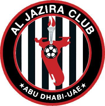 Escudo de AL JAZIRA S.C. (EMIRATOS ÁRABES UNIDOS)