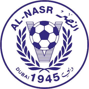 Escudo de AL-NASR S.C. (EMIRATOS ÁRABES UNIDOS)