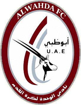 Escudo de AL-WAHDA F.C. (EMIRATOS ÁRABES UNIDOS)