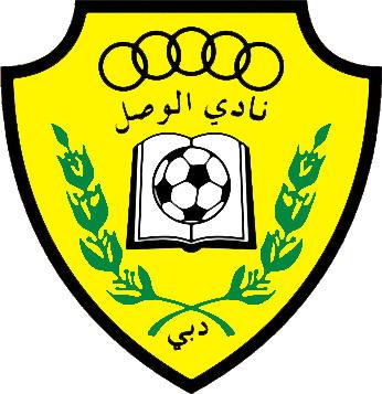 Escudo de AL-WASL F.C. (EMIRATOS ÁRABES UNIDOS)